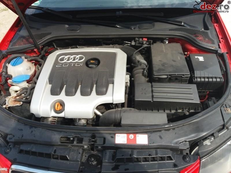 Motor fara subansamble Audi A3 2004 cod BKD Piese auto în Timisoara, Timis Dezmembrari