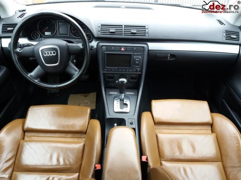 Dezmembrez Audi A4 B7 2 5 Tdi Cod Bdg  Dezmembrări auto în Timisoara, Timis Dezmembrari