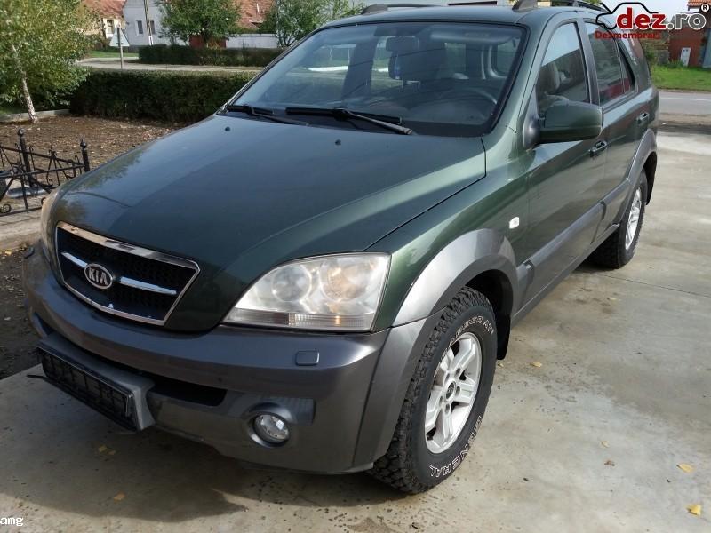 Dezmembrez Kia Sorento 2 5 Crdi Cod D4cb  Dezmembrări auto în Timisoara, Timis Dezmembrari