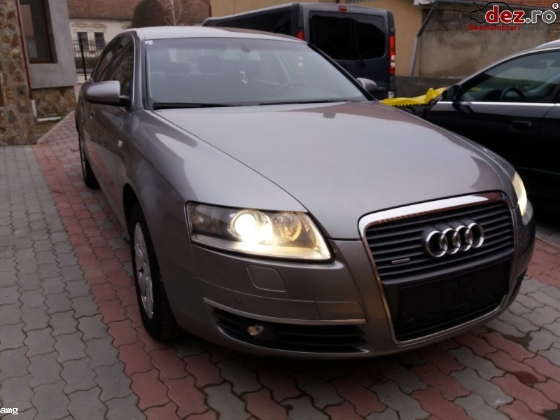 Dezmembrez Audi A6 3 0 Tdi Bmk 4f  Dezmembrări auto în Timisoara, Timis Dezmembrari