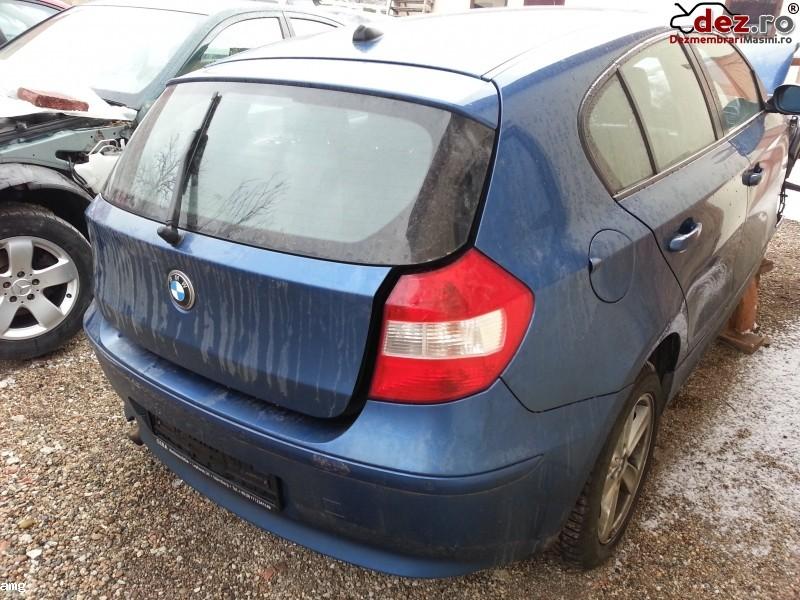Dezmembrez Bmw 120 D E87 Cu 163 Cp An 2006 Dezmembrări auto în Timisoara, Timis Dezmembrari
