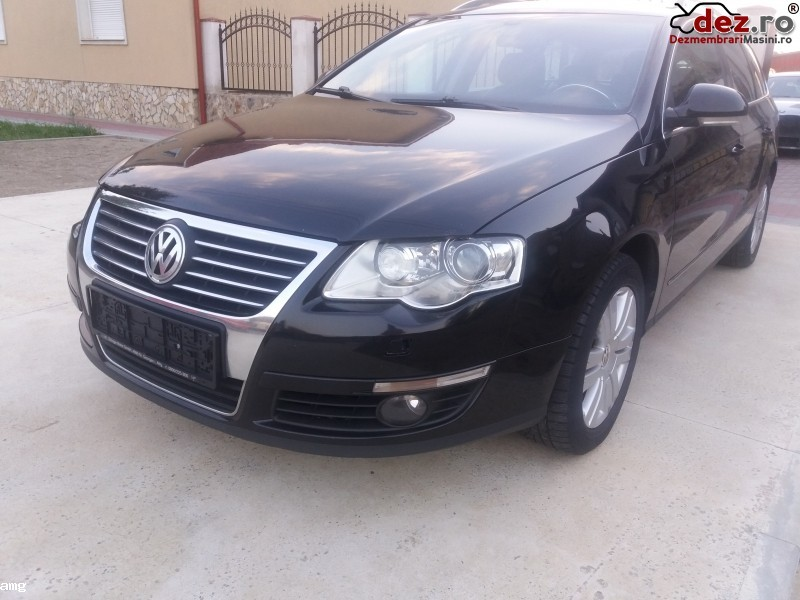 Dezmembrez Volkswagen Passat 2 0 Tdi Bkp Combi Dsg  Dezmembrări auto în Timisoara, Timis Dezmembrari