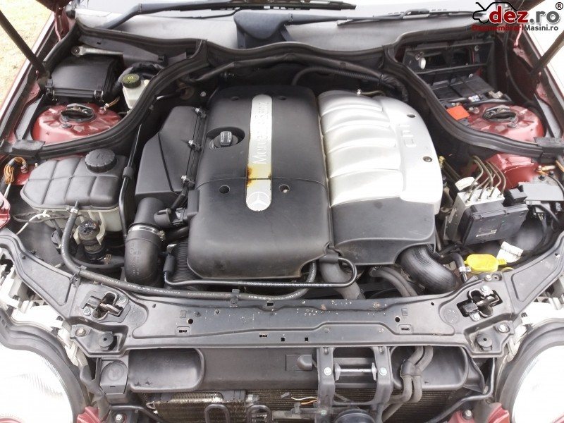 Motor fara subansamble Mercedes C 270 2003 cod 612 962 Piese auto în Timisoara, Timis Dezmembrari
