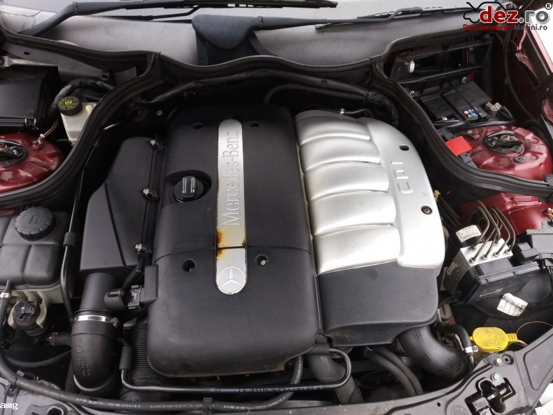Motor fara subansamble Mercedes C 270 2003 cod 612 962