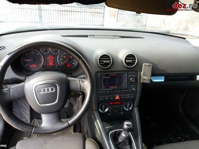 Dezmembrez Audi A3 8p 2 0 Tdi Cu 170 Cp  Dezmembrări auto în Timisoara, Timis Dezmembrari
