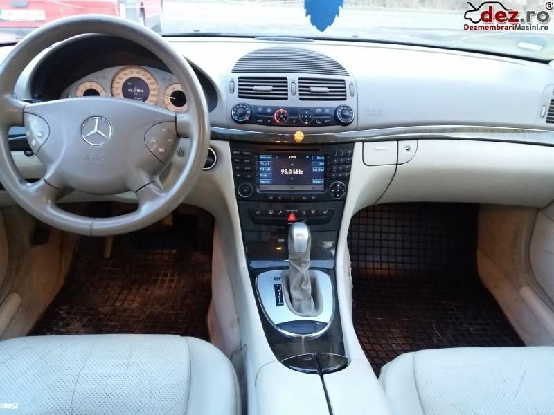 Dezmembrez Mercedes E Class 270 Cdi 2004 Cu 177 Cp Avangarde Dezmembrări auto în Timisoara, Timis Dezmembrari