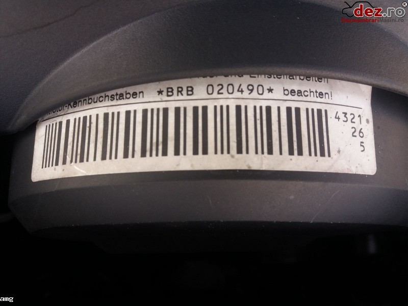 Motor fara subansamble Audi A4 2007