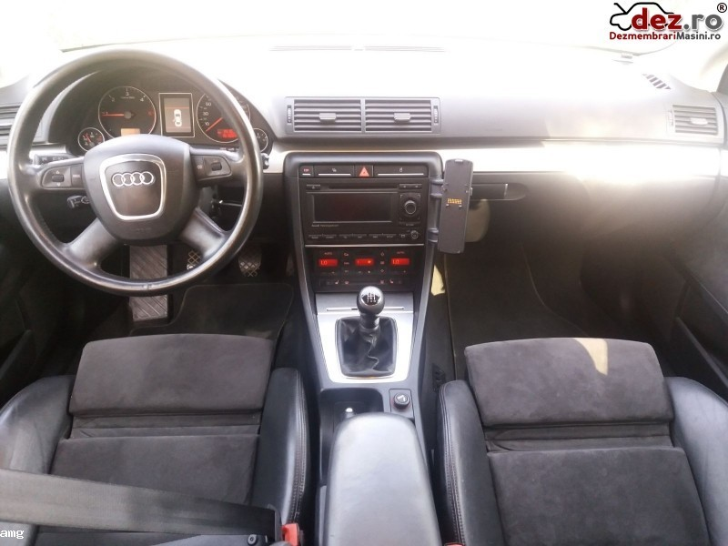 Imagine Elemente De Interior Audi A4 B7 An 2007 in Timisoara