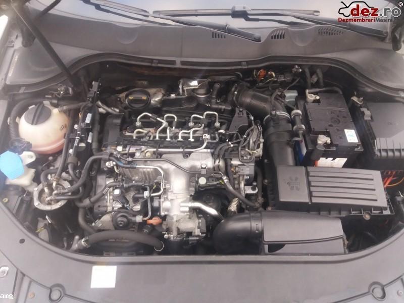Bloc motor Volkswagen Passat 2009 cod Cbbb Piese auto în Timisoara, Timis Dezmembrari