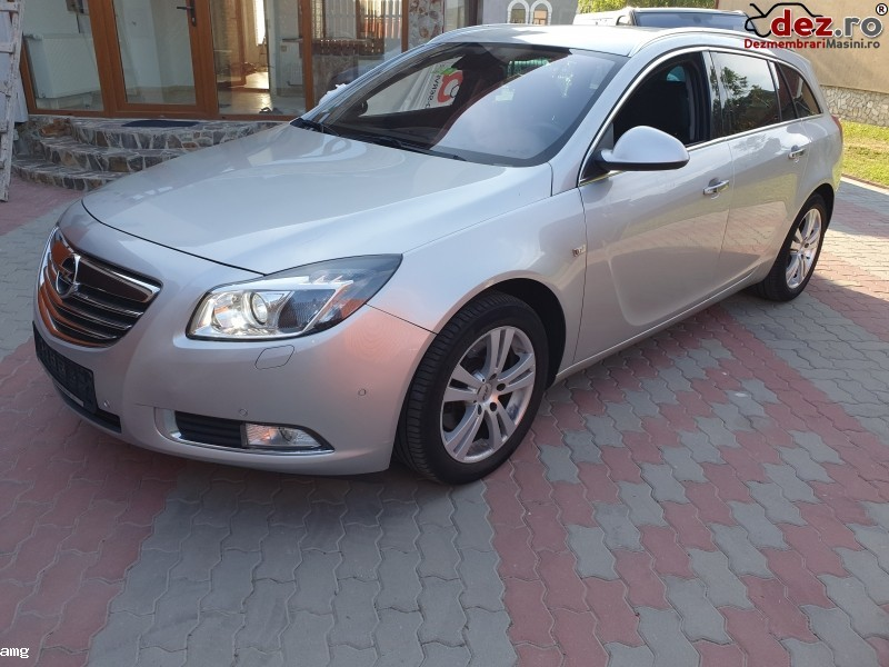 Dezmenbrez Opel Insignia 2 0 Cdti A20dth Euro 5 An 2012  Dezmembrări auto în Timisoara, Timis Dezmembrari