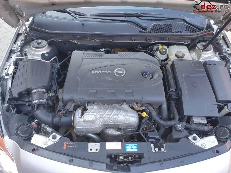 Motor fara subansamble Opel Insignia 2012 cod motor 2.0 cdti cod a20dth Piese auto în Timisoara, Timis Dezmembrari