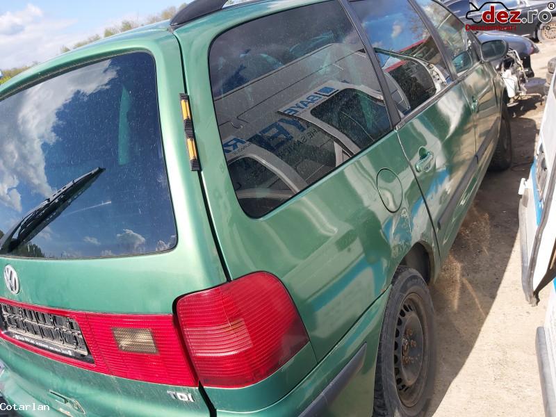 Dezmebrez Volkswagen Sharan Diesel Dezmembrări auto în Moinesti, Bacau Dezmembrari
