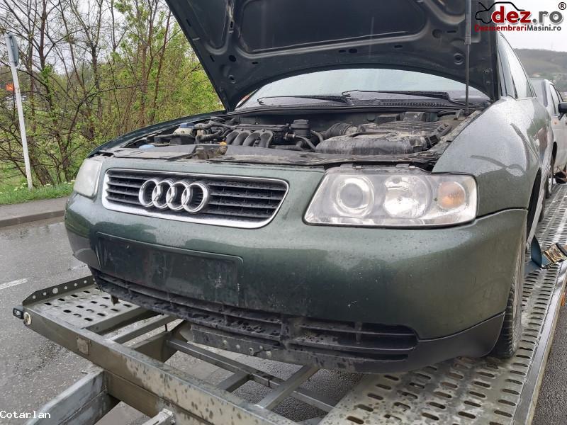Dezmebrez Audi A3 1 6  Benzina  Dezmembrări auto în Moinesti, Bacau Dezmembrari