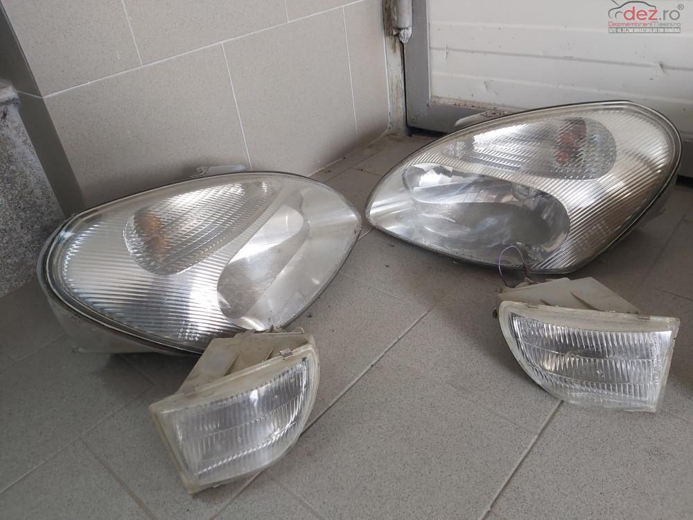 Vand Faruri +proiectoate Daewoo Nubira Dezmembrări auto în Moinesti, Bacau Dezmembrari