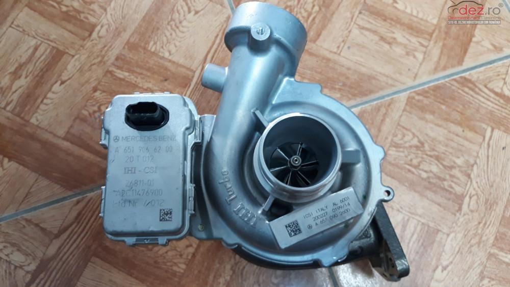 Turbina Mercedez Piese auto în Moinesti, Bacau Dezmembrari