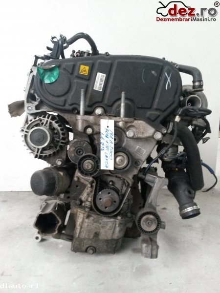 Vindem motor lancia delta   2011  1 6 d multijet   cod 198a2000  pret 3400 lei   piesa  Dezmembrări auto în Cosereni, Ialomita Dezmembrari