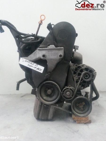 Motor fara subansamble Skoda Felicia 1999 Piese auto în Cosereni, Ialomita Dezmembrari
