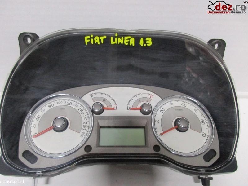 Ceasuri bord Fiat Linea 2009 cod 51778412 Piese auto în Cosereni, Ialomita Dezmembrari