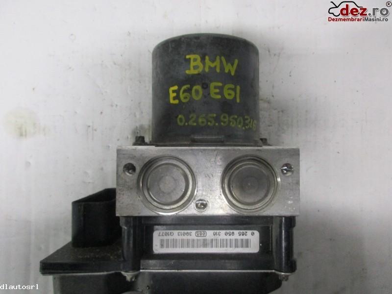 Calculator unitate abs BMW 645 2006 cod 0265950316 Piese auto în Cosereni, Ialomita Dezmembrari