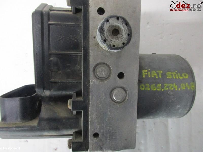 Calculator unitate abs Fiat Stilo 2002 cod 026522404B Piese auto în Cosereni, Ialomita Dezmembrari