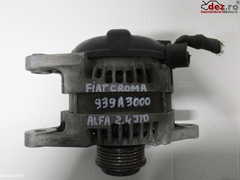 Alternator Fiat Croma 2010 cod 5050072-8 Piese auto în Cosereni, Ialomita Dezmembrari