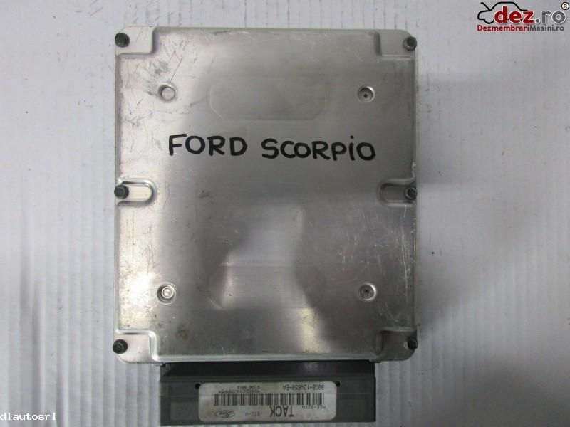 Calculator motor Ford Scorpio 1998 cod 98GB-12A650-EA Piese auto în Cosereni, Ialomita Dezmembrari