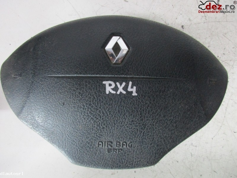 Airbag volan Renault R 4 RX4 2002 cod 7700433084 Piese auto în Cosereni, Ialomita Dezmembrari