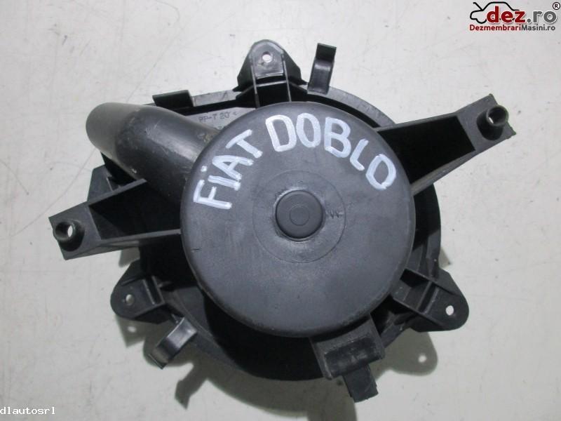 Aeroterma habitaclu Fiat Doblo 2005