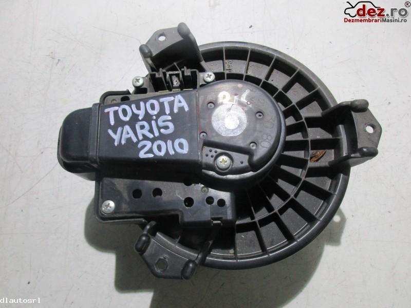 Aeroterma habitaclu Toyota Yaris 2010