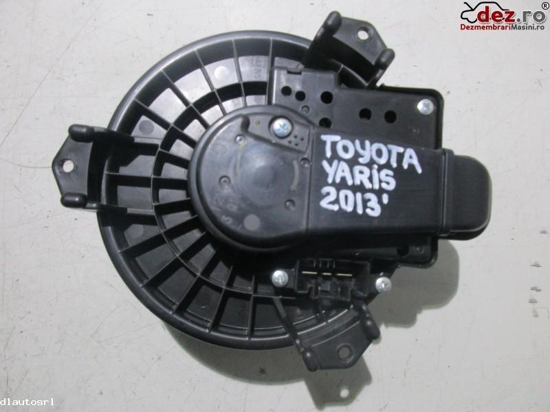 Aeroterma habitaclu Toyota Yaris 2013