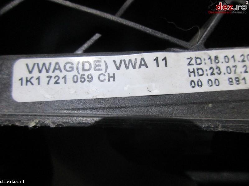 Pedala ambreiaj Audi A3 2008 cod 1K1721059CH