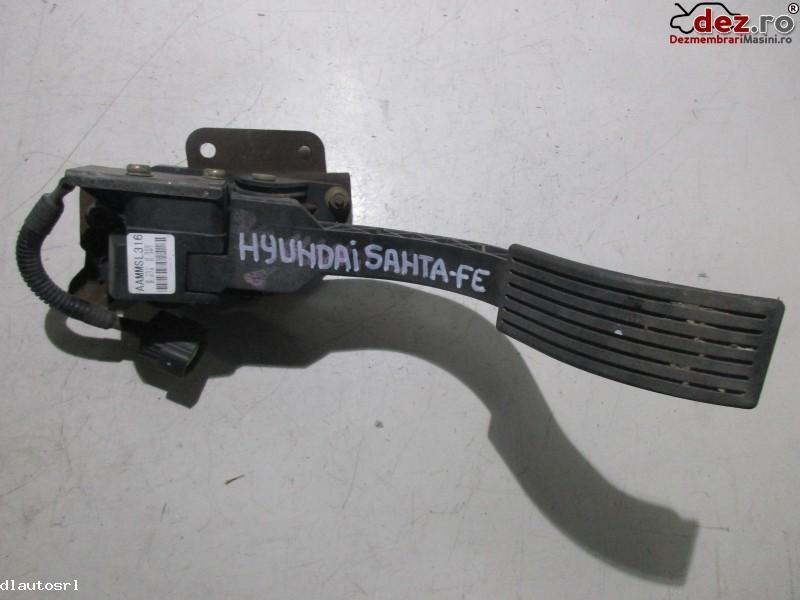 Pedala Acceleratie Hyundai Santa    Fe Cod    Aammsl316  Dezmembrări auto în Cosereni, Ialomita Dezmembrari
