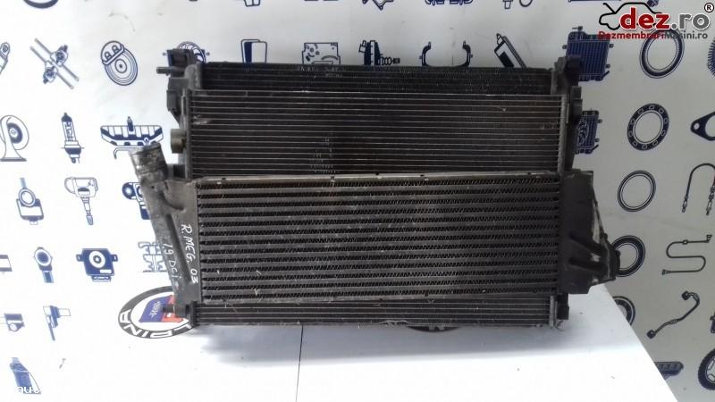 Radiator Apa,Ac,Intercooler Si Electroventilator Renault Megane 2, Dezmembrări auto în Cosereni, Ialomita Dezmembrari