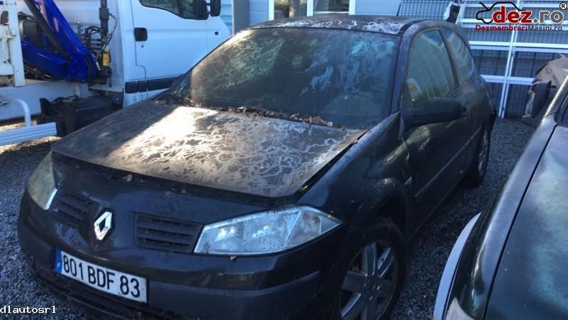 Dezmembrez Renault Megane 2 Negru  Dezmembrări auto în Cosereni, Ialomita Dezmembrari