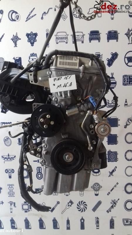 Motor fara subansamble Fiat Sedici 2011 cod M16A Piese auto în Cosereni, Ialomita Dezmembrari