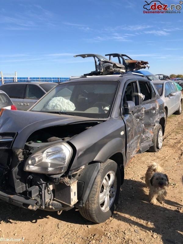 Dezmembrez Hyundai Tucson 2 0crdi Euro 4 Din 2008  Dezmembrări auto în Cosereni, Ialomita Dezmembrari