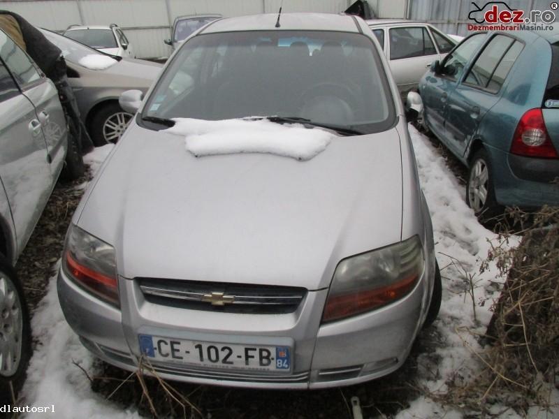 Dezmembrez Chevrolet Kalos Din 2005  Dezmembrări auto în Cosereni, Ialomita Dezmembrari