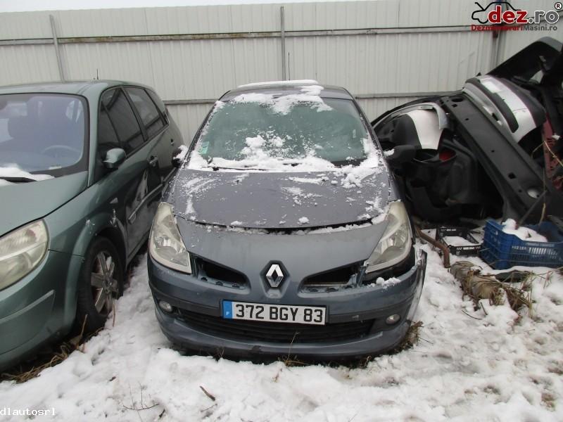Dezmembrez Renault Clio Hb 2008  Dezmembrări auto în Cosereni, Ialomita Dezmembrari