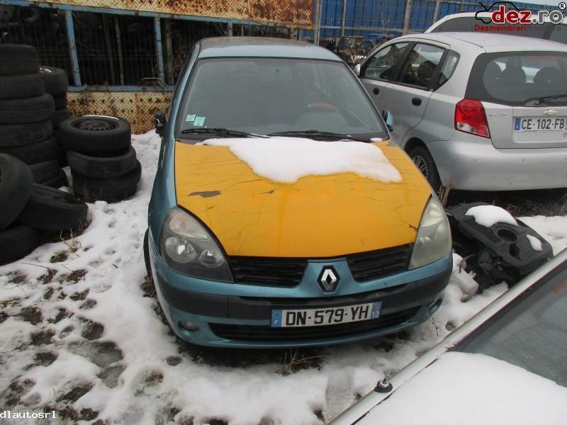 Dezmembrez Renault Clio Hb Albastrui  Dezmembrări auto în Cosereni, Ialomita Dezmembrari