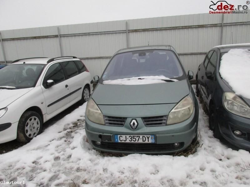 Dezmembrez Renault Scenic Ii Verzui 2005  Dezmembrări auto în Cosereni, Ialomita Dezmembrari