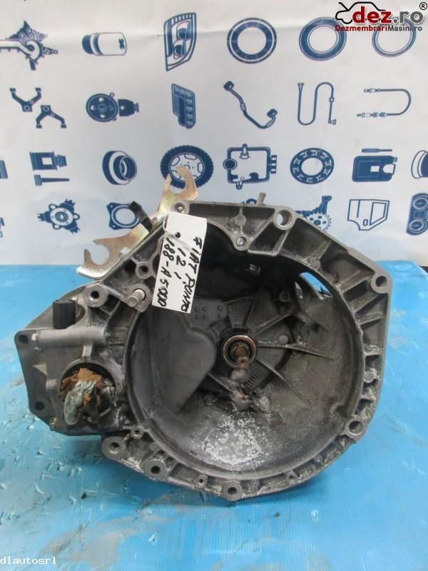 Cutie de viteza manuala Fiat Punto 2005 cod 46524935
