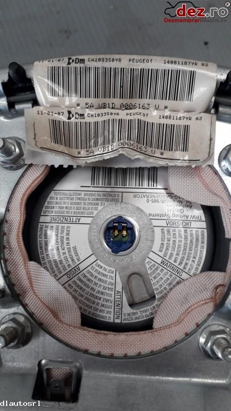 Airbag volan Peugeot Expert 2008 cod  14001182YR , 5AVB1D0006163V