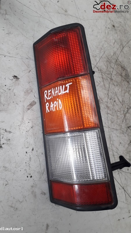 Stop / Lampa spate Renault Rapid 1996 Piese auto în Cosereni, Ialomita Dezmembrari
