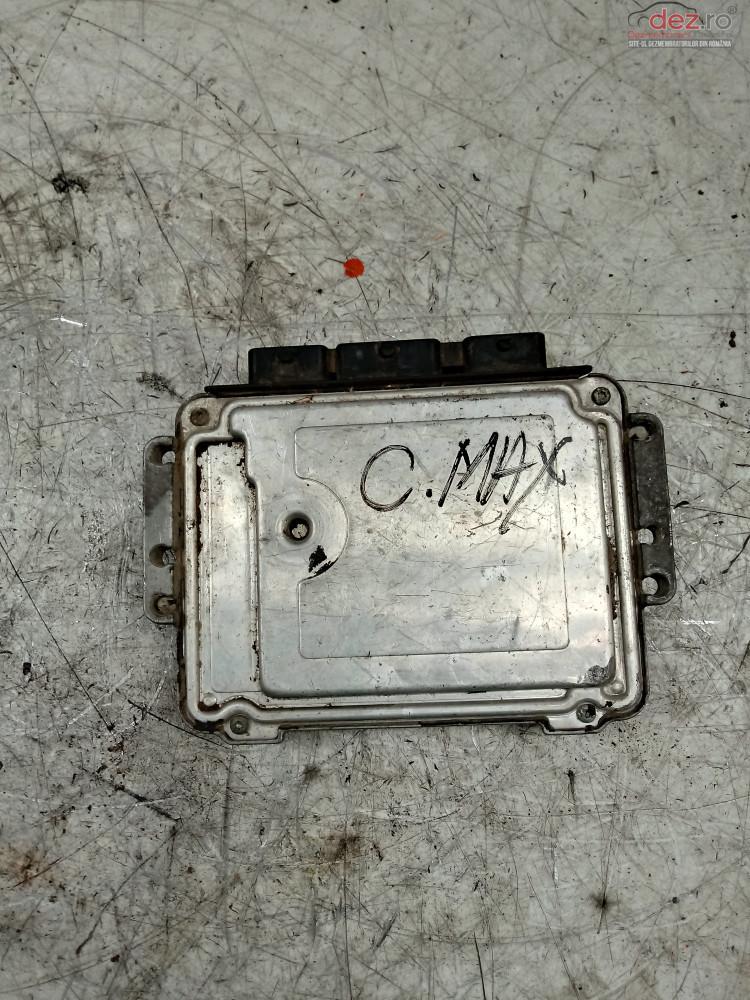 Calculator Motor Ford C Max 1 6tdci Cod   0281012487    7m51  12a650  Ua  cod 0281012487 , 7M51-12A650-UA Piese auto în Cosereni, Ialomita Dezmembrari