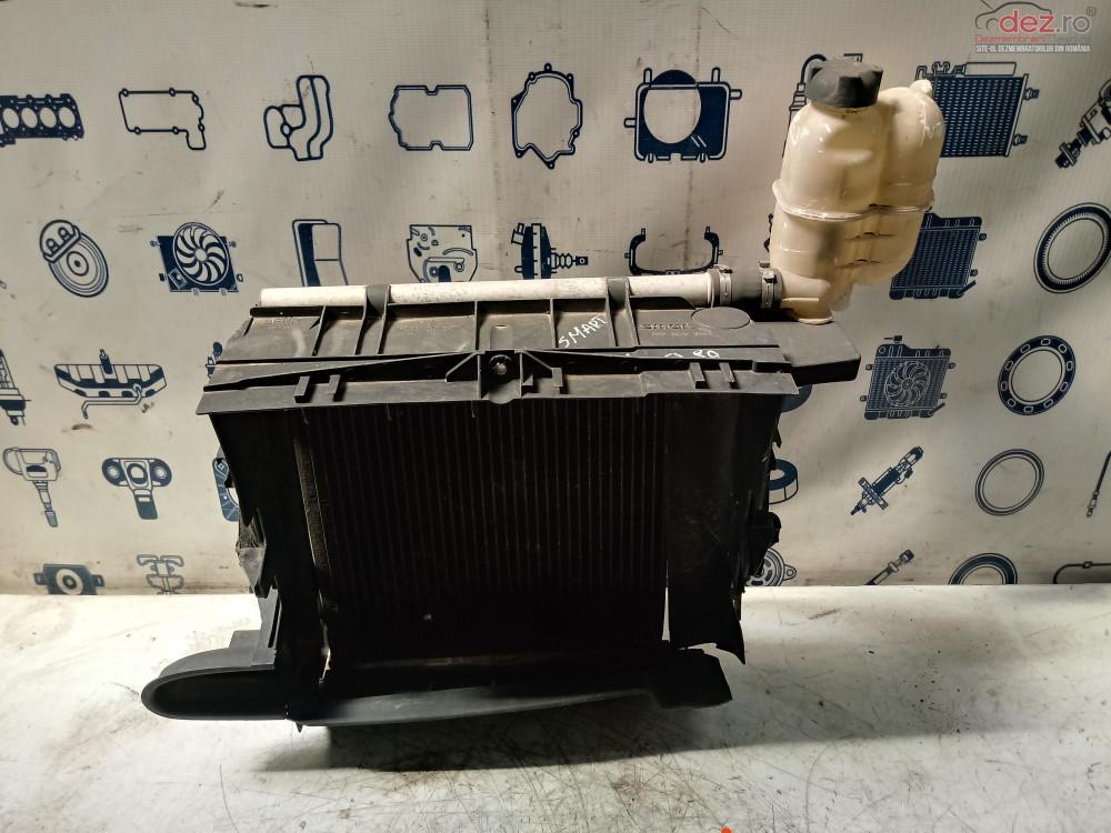 Radiator Apa Si Electroventilator Smart For Two Cod 0003428v006 0003405v007 Dezmembrări auto în Cosereni, Ialomita Dezmembrari