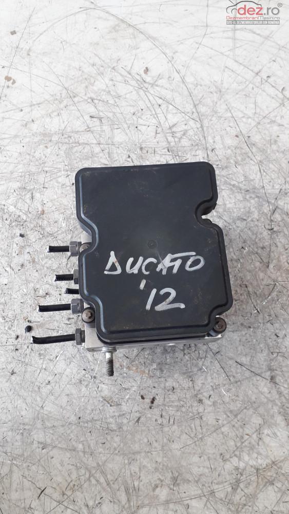 Unitate Abs Fiat Ducato 2012  cod 2265106455 , 0265805024 , 0265260047 , 51879520 Piese auto în Cosereni, Ialomita Dezmembrari