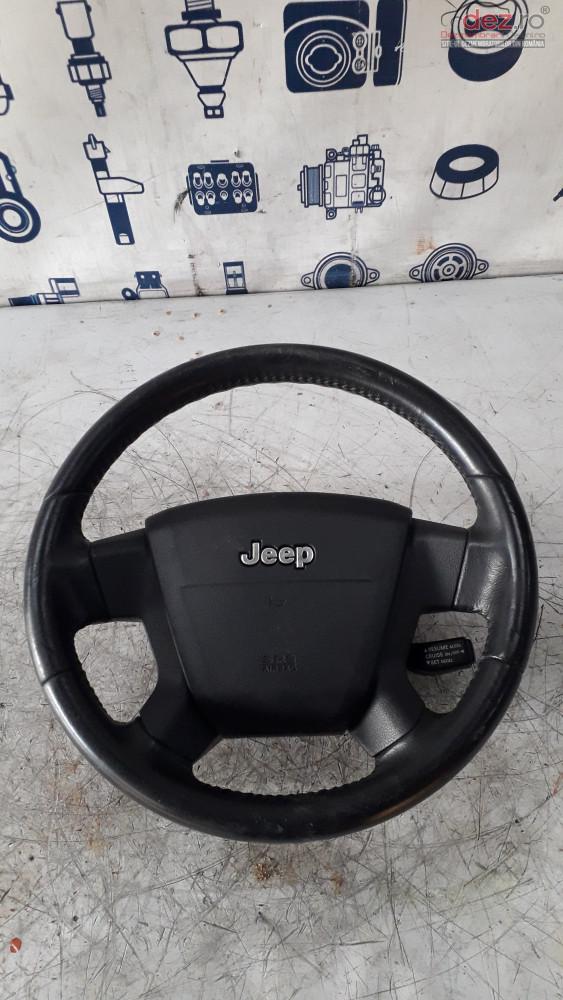 Volan Cu Airbag Jeep Compass 2008  Piese auto în Cosereni, Ialomita Dezmembrari