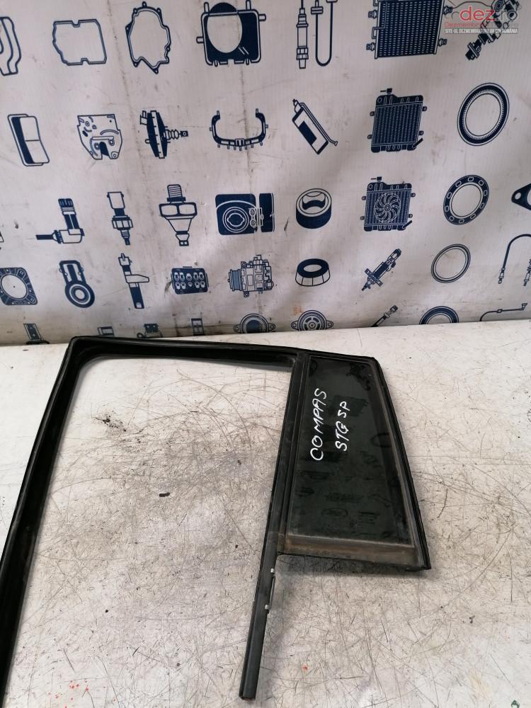 Geam Fix Usa Stanga Spate Jeep Compass  Piese auto în Cosereni, Ialomita Dezmembrari