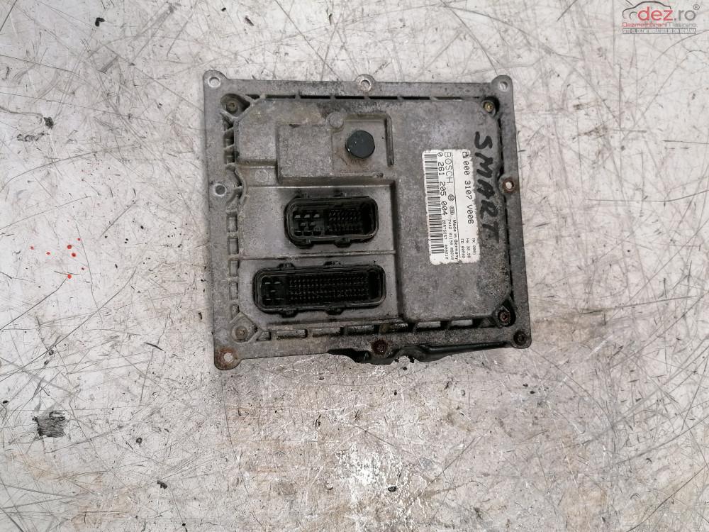 Calculator Motor Smart Fortwo Cod   0003107v006    0261205004  Piese auto în Cosereni, Ialomita Dezmembrari