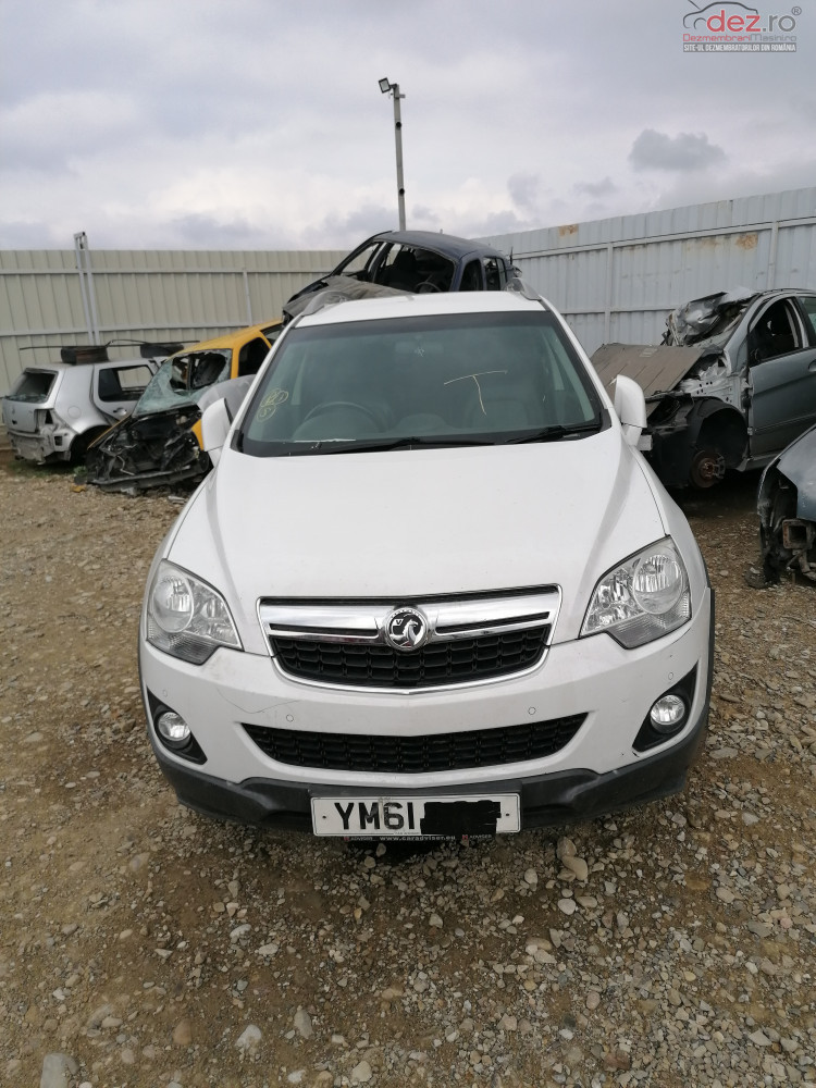 Dezmembrez Opel Antara Din 2014 Dezmembrări auto în Cosereni, Ialomita Dezmembrari